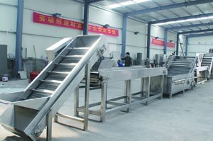 How to choose juice processing line