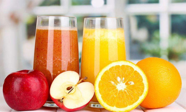Fruit juice processing
