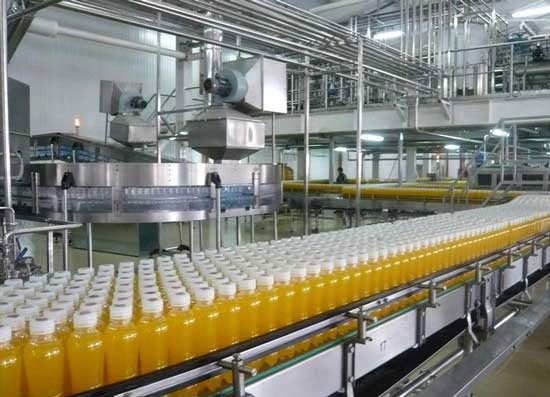 Fruit juice production process